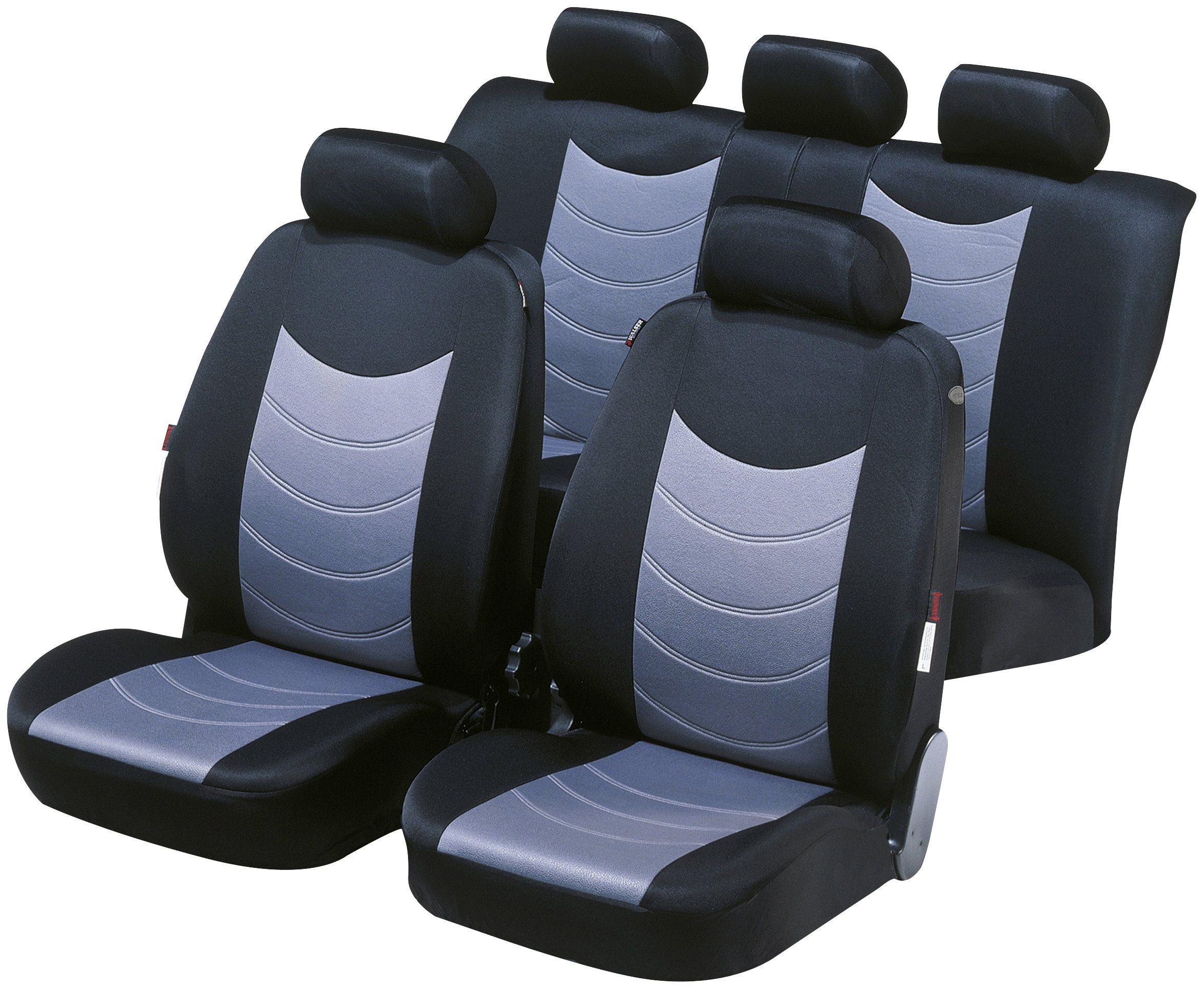 WALSER Autositzbezug »Felicias «, mit Prägung