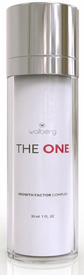 WALBERG, »The One«, Anti-Aging Gesichtspflege