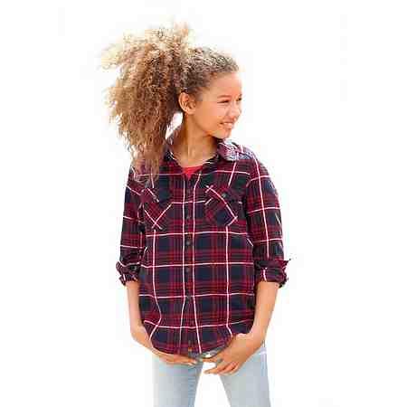 Mädchen: Teens (Gr. 128 - 182): Blusen