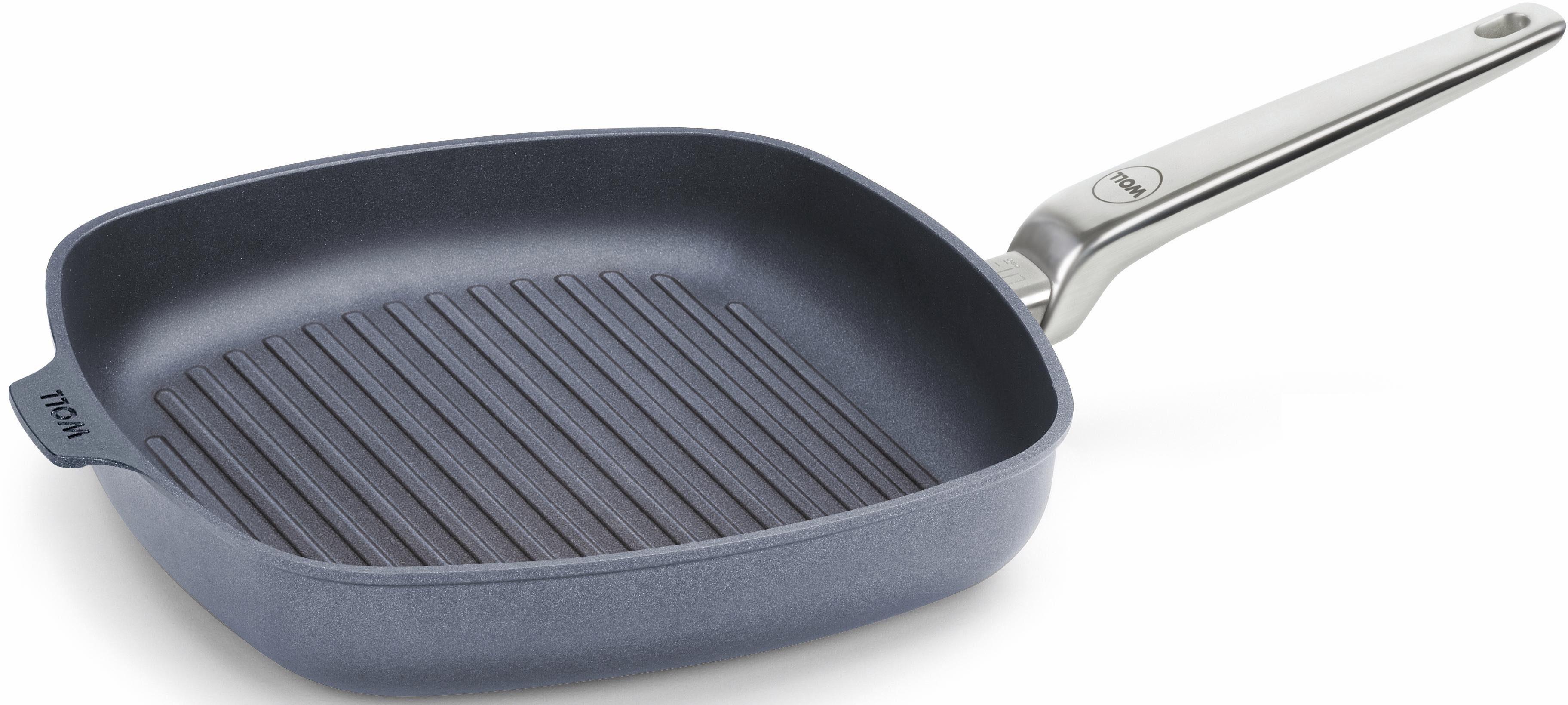 WOLL MADE IN GERMANY Steakpfanne »DIAMOND LITE PRO«, Aluminiumguss