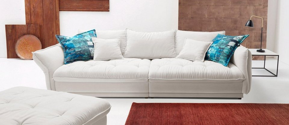 inosign big-sofa, wahlweise mit led-ambiente beleuchtung online, Hause deko