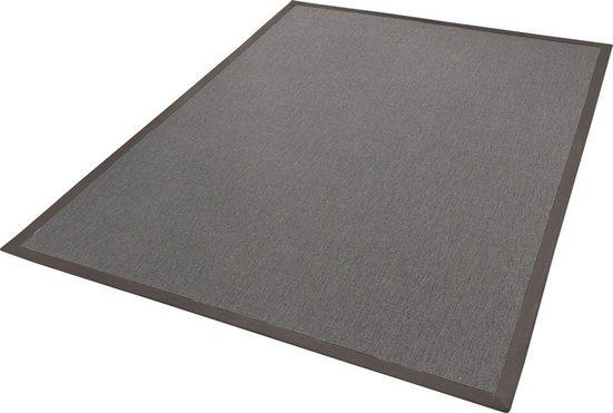 Teppich »Naturana Rips«, Dekowe, rechteckig, Höhe 8 mm, Sisaloptik