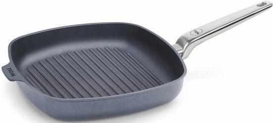 WOLL MADE IN GERMANY Steakpfanne »DIAMOND LITE PRO«, Aluminiumguss, Induktion