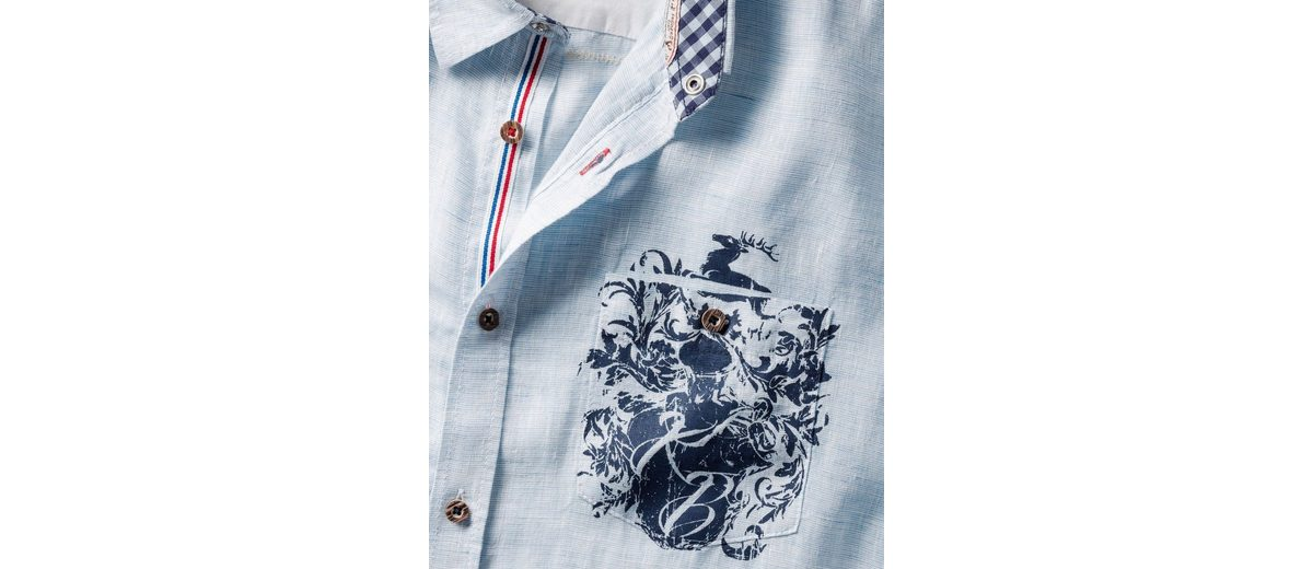 KRÜGER BUAM Leinenhemd Rabatt Wahl Professionelle Verkauf Online Finish Günstig Online 6I27CVAF93