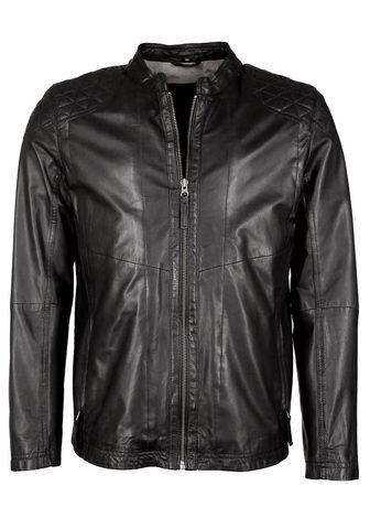 Куртка кожаная »Lucas«