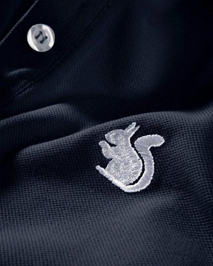 Highmoor Poloshirt mit Stickerei
