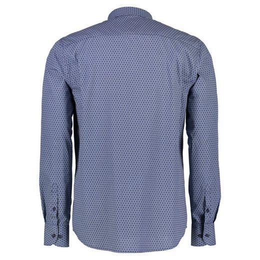 LERROS Hemd mit Kachelprint