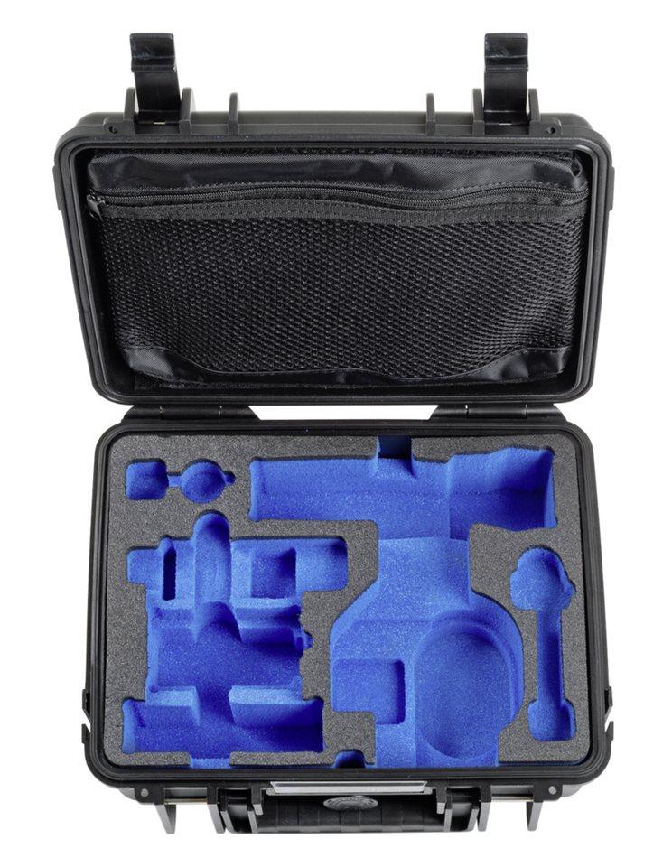 B und W International Actioncam »B und W Osmo Case 1000/B mit DJI Osmo X3 / Plus / « - Preisvergleich
