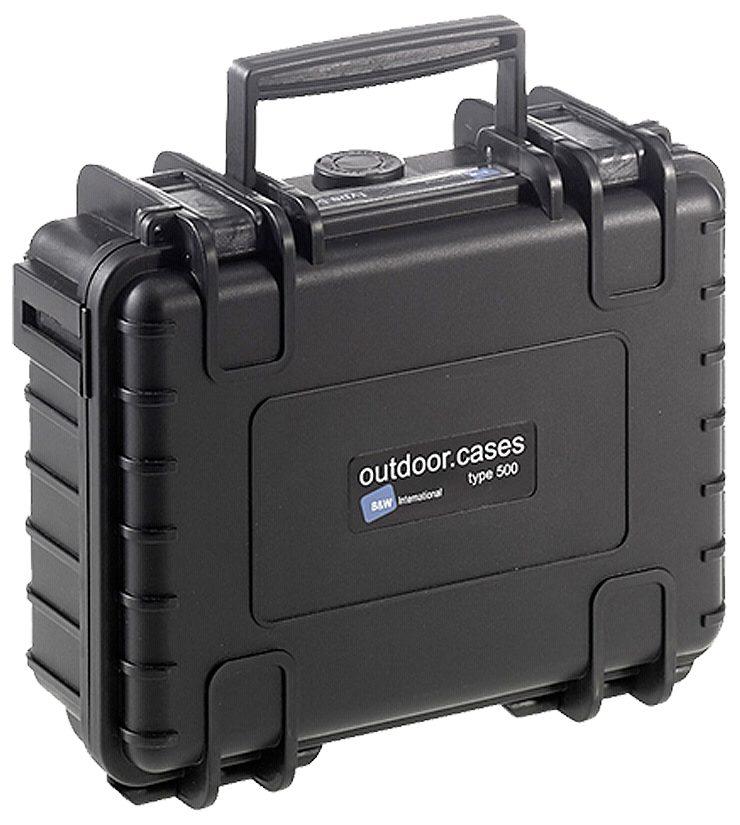 B&W International Actioncam »B&W Outdoor Case Type 500/B mit GoPro Session «