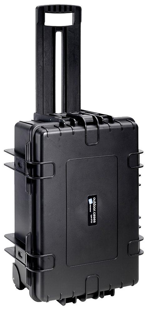 B&W International Zubehör Drohnen »B&W Copter Case Type 6700/B mit 3DR Solo Inlay«