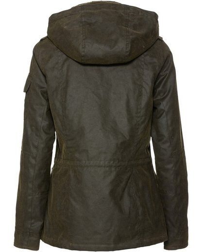 Barbour Wachsjacke Redcliffe