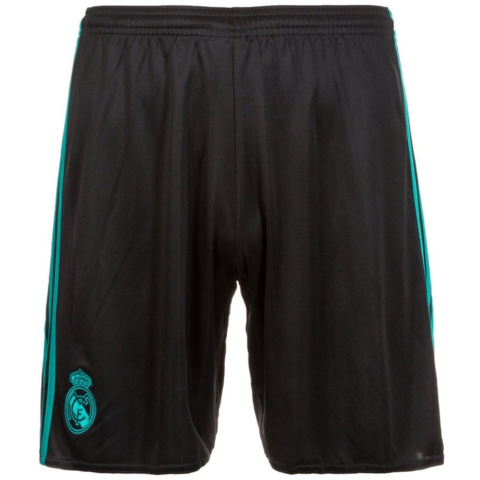 adidas performance shorts real madrid 17 18 ausw rts. Black Bedroom Furniture Sets. Home Design Ideas