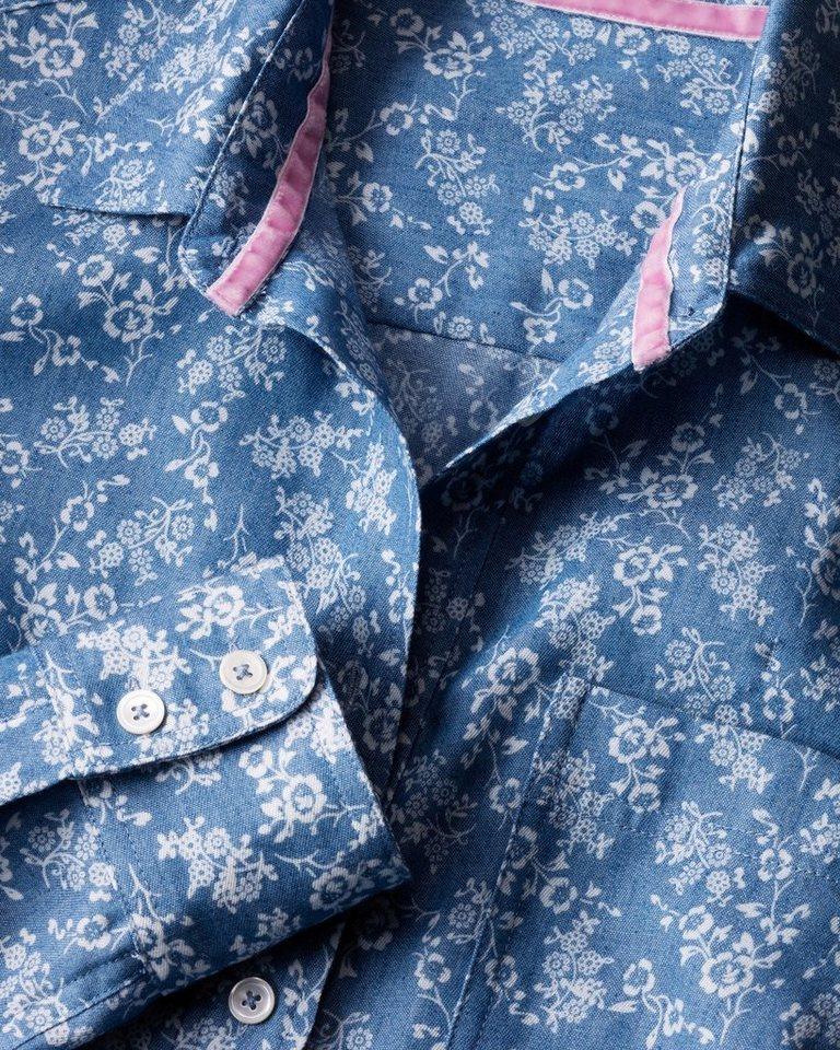 Highmoor Bluse mit Blumendruck
