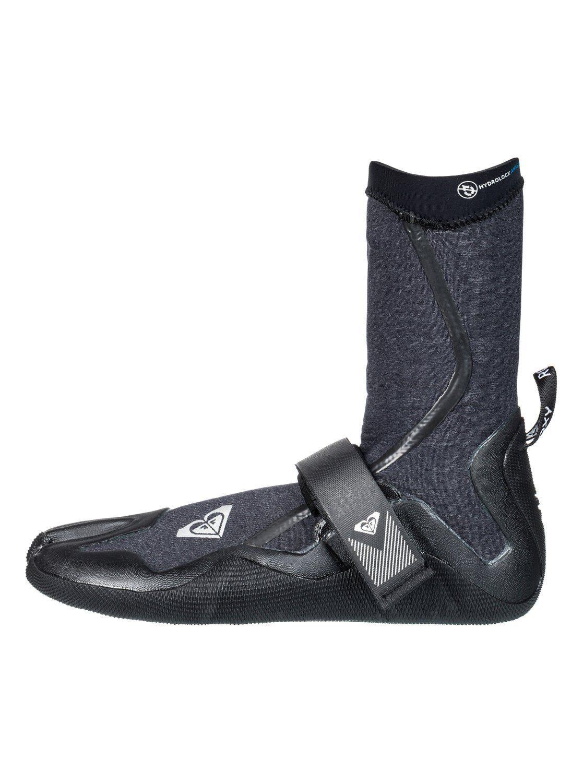 Roxy Split Toe Surf-Booties 3mm Performance   Black