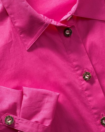 Luis Steindl Baumwoll-Hemdblusenkleid