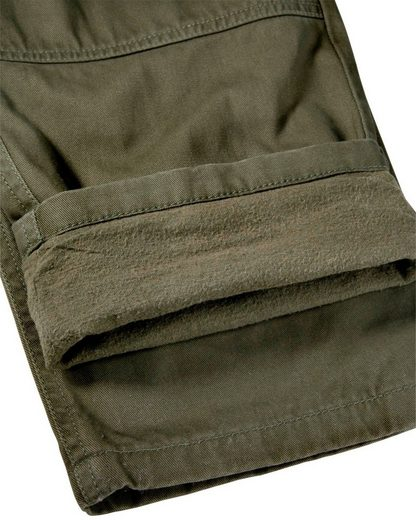 Wald & Forst Cargohose mit Thermofutter