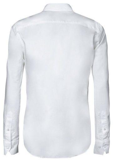 Signum Rugged Hemd mit Jacquardmuster in Camouflageoptik