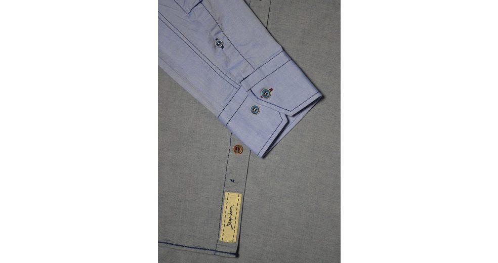 Freies Verschiffen Niedriger Versand Signum Trend: Patch-Oxfordhemd Billige Browse Freies Verschiffen Geniue Händler 100% Authentisch Günstig Online Amazon Kaufen 3SEg8UYc1