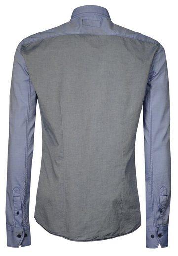 Signum Trend: Patch-oxfordhemd