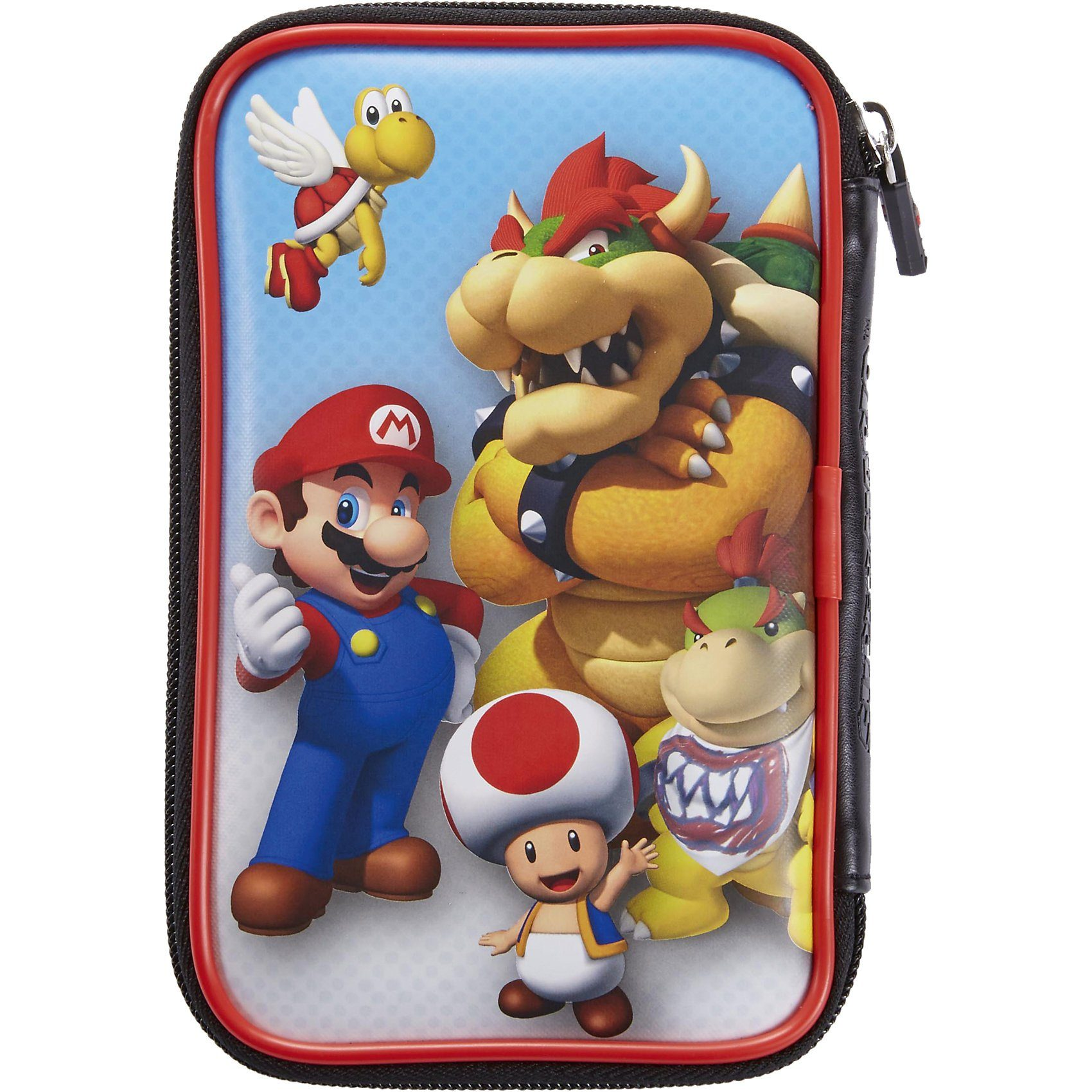 BigBen Nintendo 3DS XL Tasche Mario & Bowser