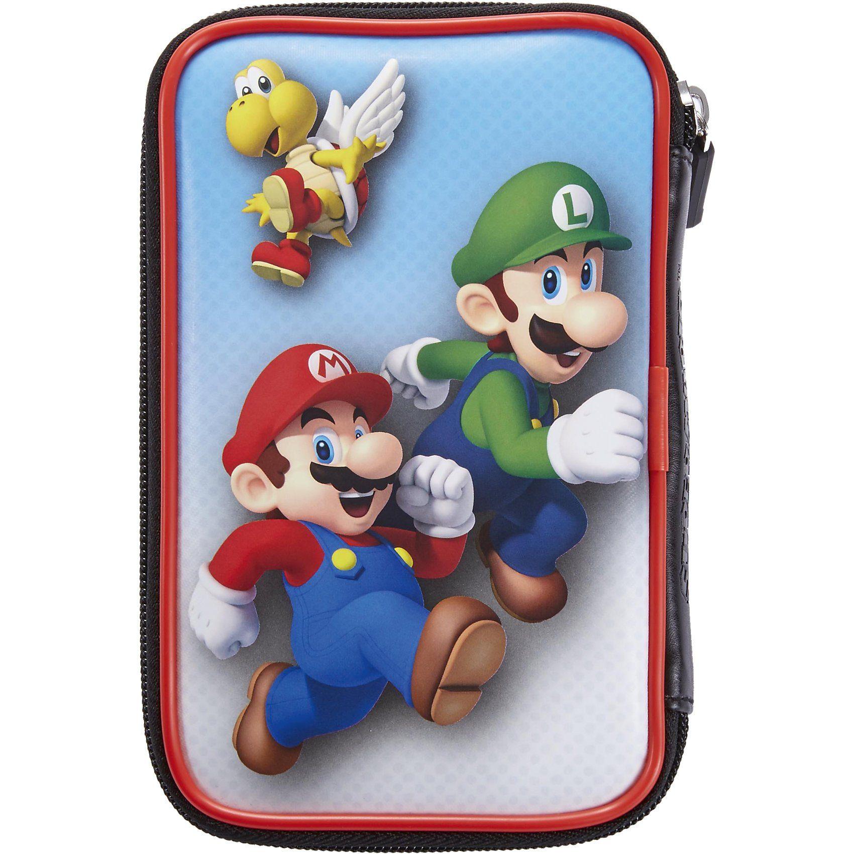 BigBen Nintendo 3DS XL Tasche Mario & Luigi