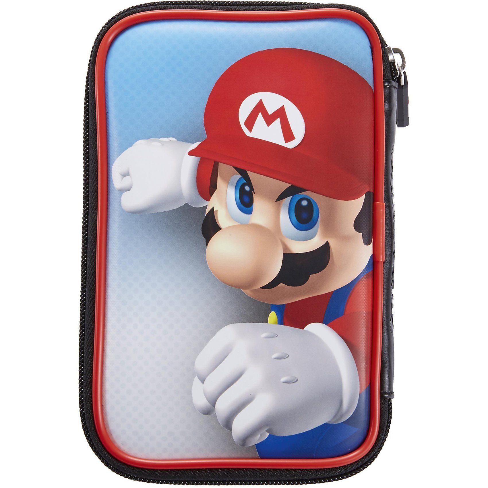 BigBen Nintendo 3DS XL Tasche Mario