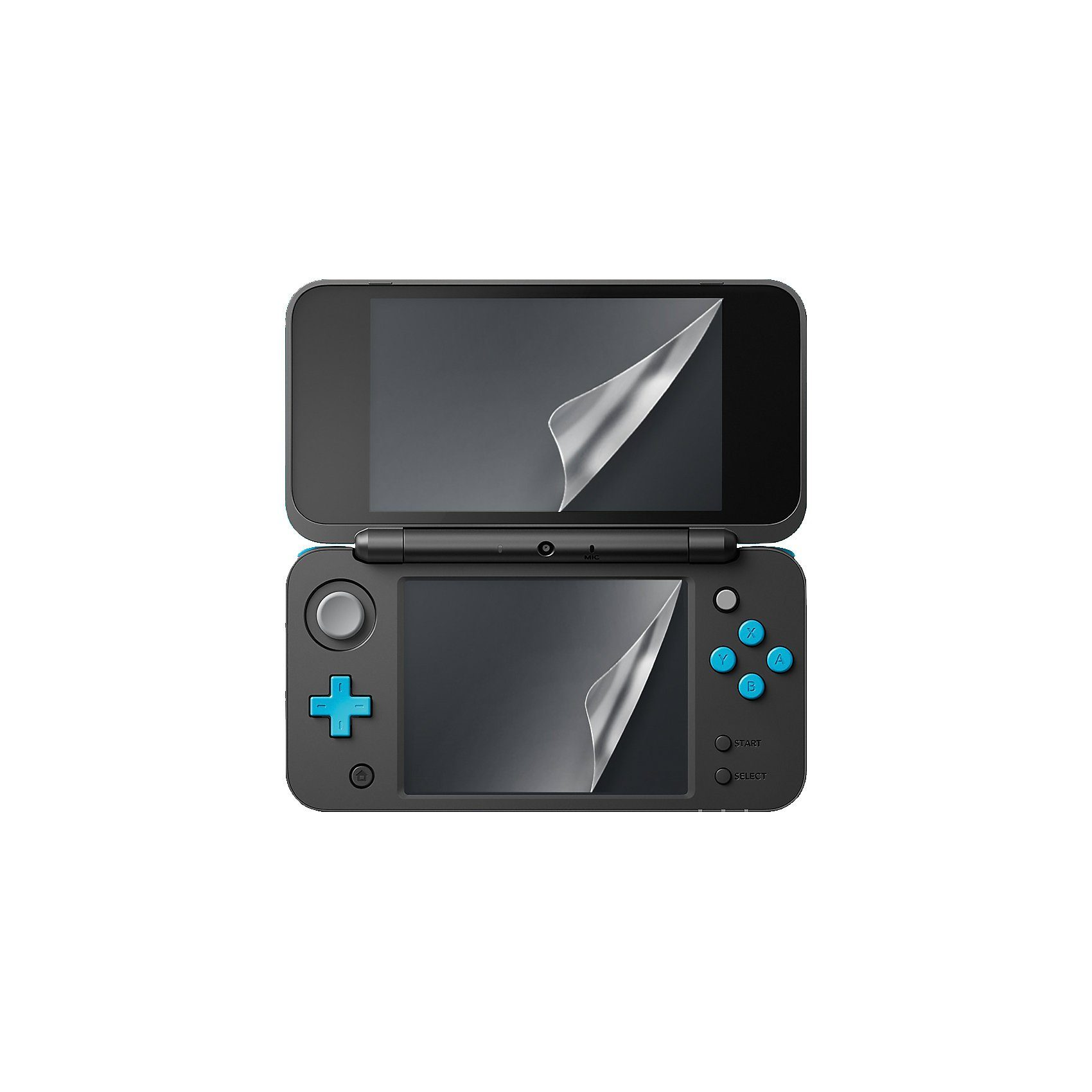BigBen New Nintendo 2DS XL Dual Screen Protection