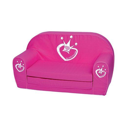 "Knorrtoys® Kindersofa - ""Meggy"" my little princess"
