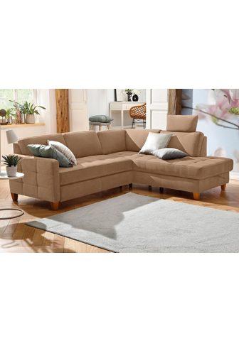 HOME AFFAIRE Kampinė sofa »Earl«