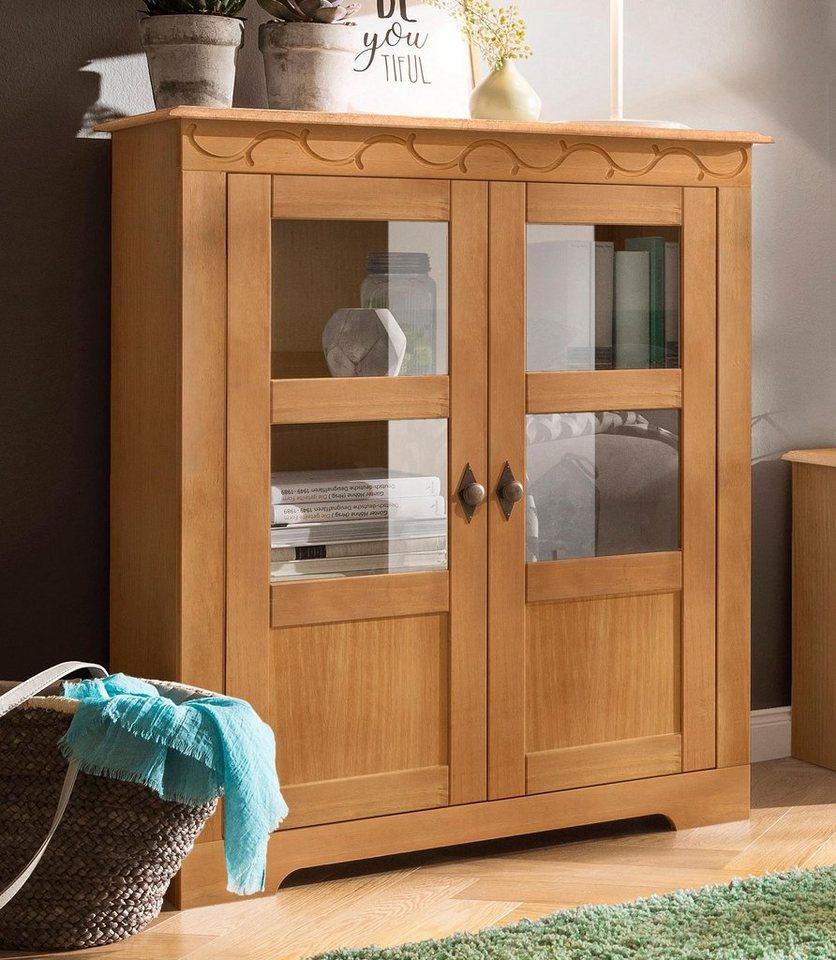 home affaire highboard laura h he 100 cm kaufen otto. Black Bedroom Furniture Sets. Home Design Ideas