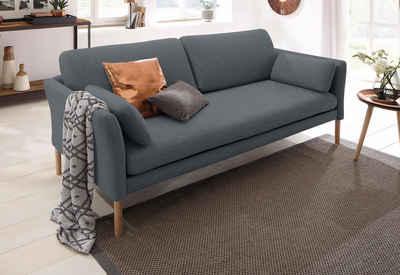 3 Sitzer Sofa In Grau Online Kaufen Otto