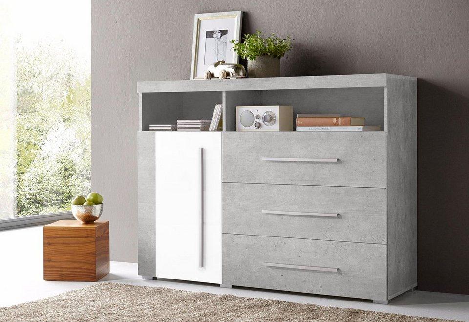 sideboard breite 120 cm online kaufen otto. Black Bedroom Furniture Sets. Home Design Ideas