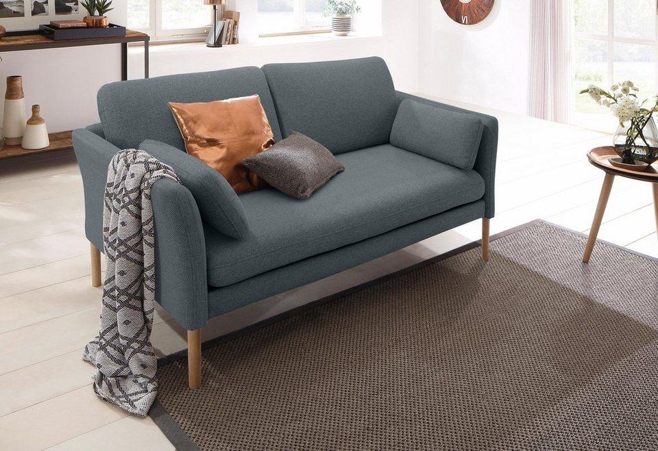 andas 2 sitzer helsingborg in skandinavischem design in. Black Bedroom Furniture Sets. Home Design Ideas