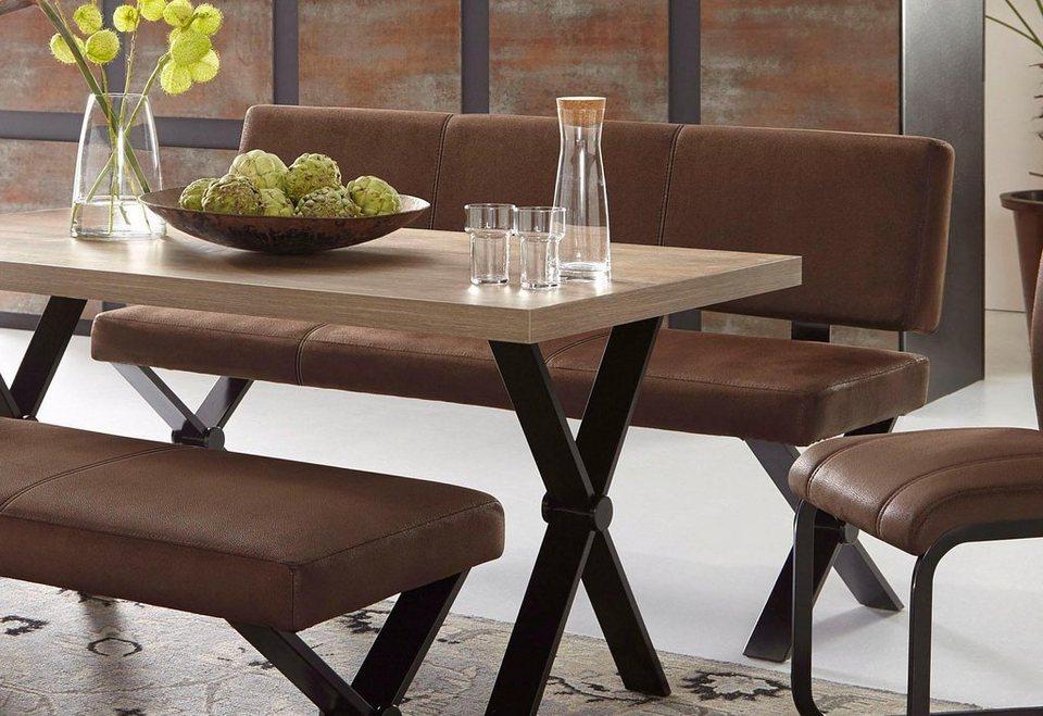 steinhoff sitzbank mit r cken breite 140 oder 160 cm online kaufen otto. Black Bedroom Furniture Sets. Home Design Ideas