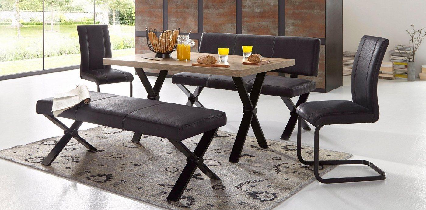 essgruppe mit sitzbank machen sie den preisvergleich bei. Black Bedroom Furniture Sets. Home Design Ideas