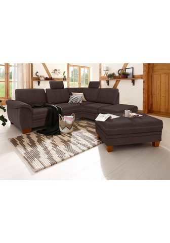 HOME AFFAIRE Kampinė sofa »Husum«