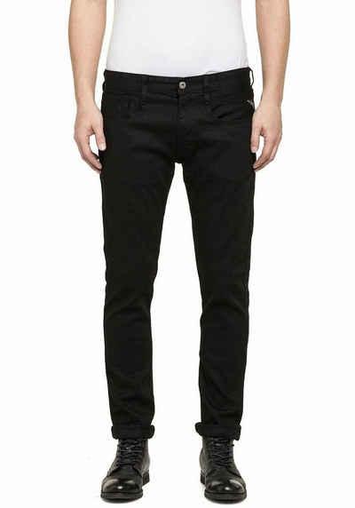 Replay Slim-fit-Jeans »Anbass«, vintage Sale Angebote Schwarzbach