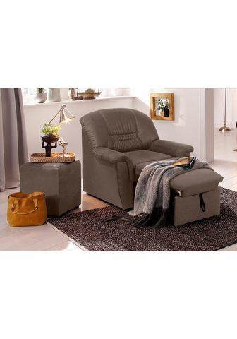HOME AFFAIRE Atpalaiduojanti kėdė »Zoe«