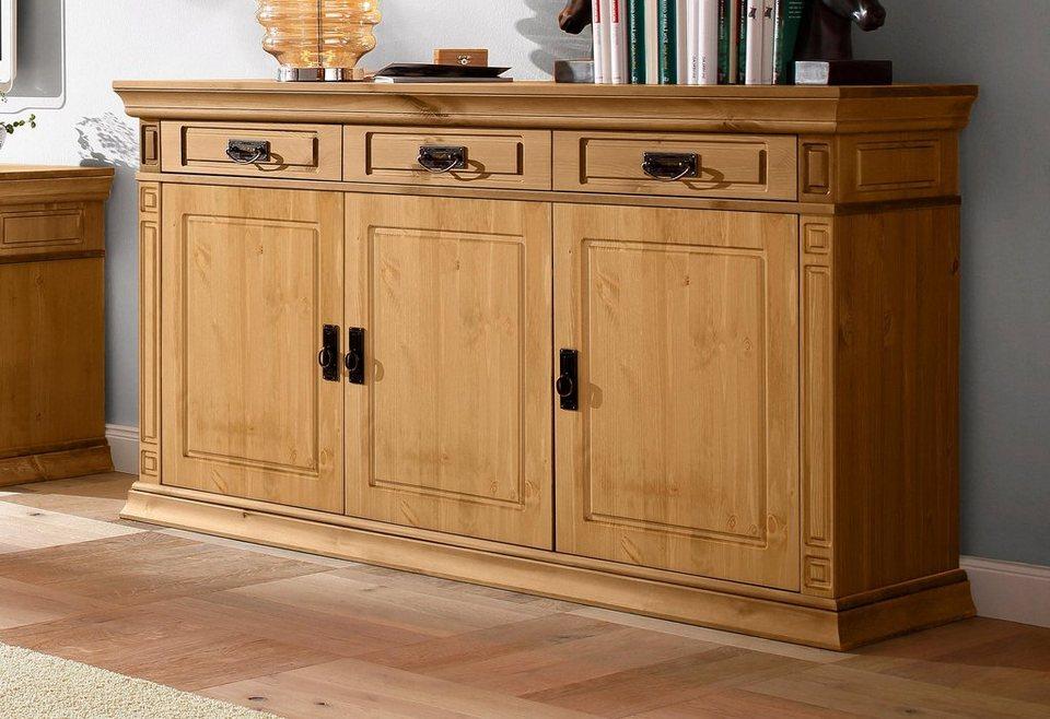 home affaire sideboard vinales breite 158 cm otto. Black Bedroom Furniture Sets. Home Design Ideas