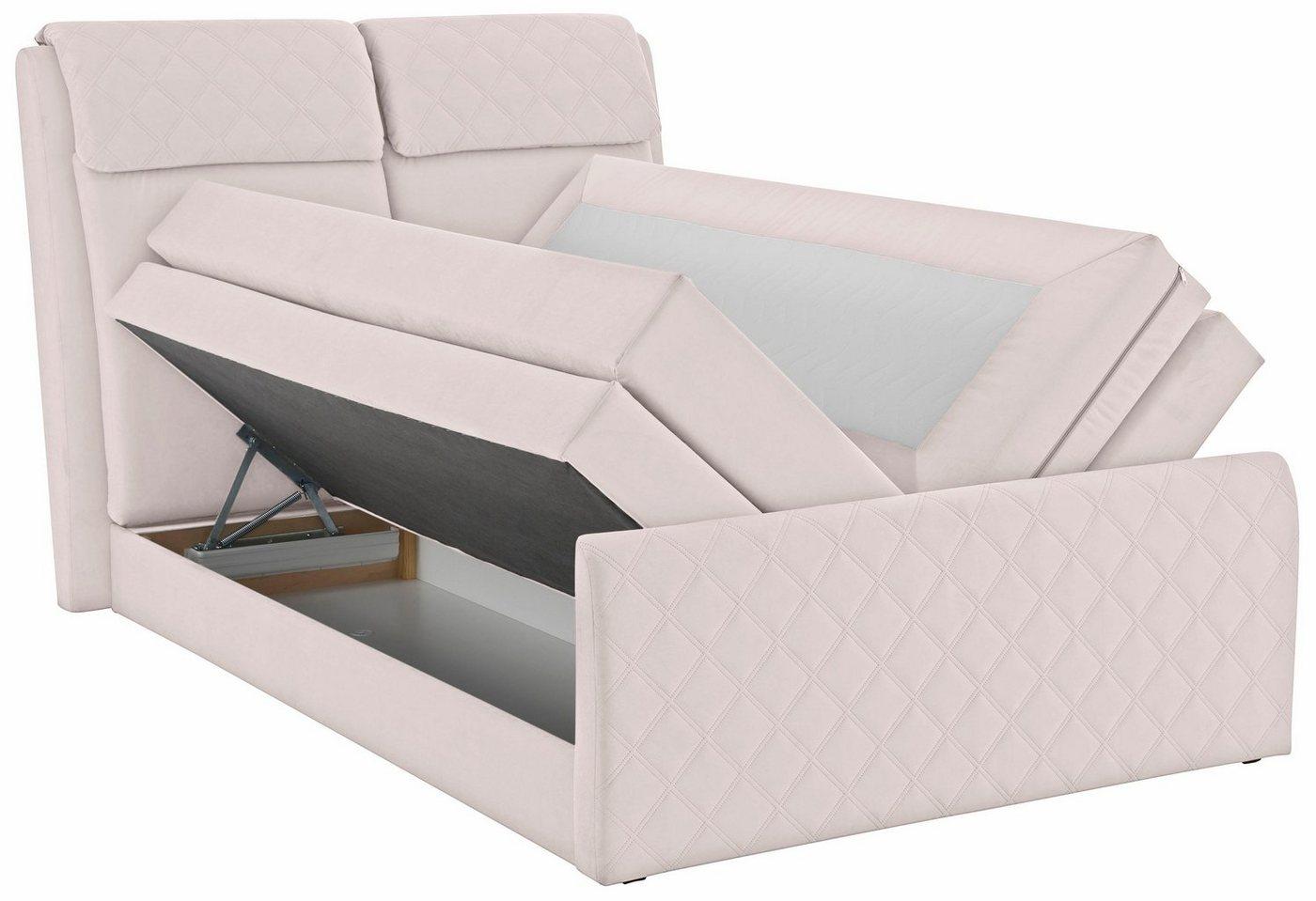 50 sparen boxspringbett chester ab 799 99 cherry m bel otto. Black Bedroom Furniture Sets. Home Design Ideas