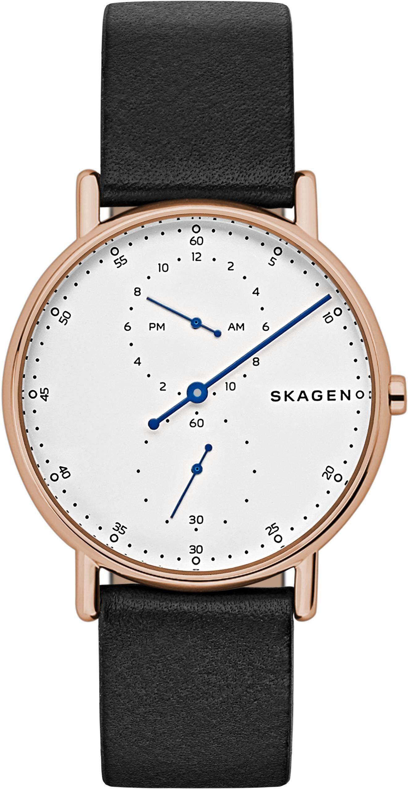 Skagen Quarzuhr »SIGNATUR, SKW6390«