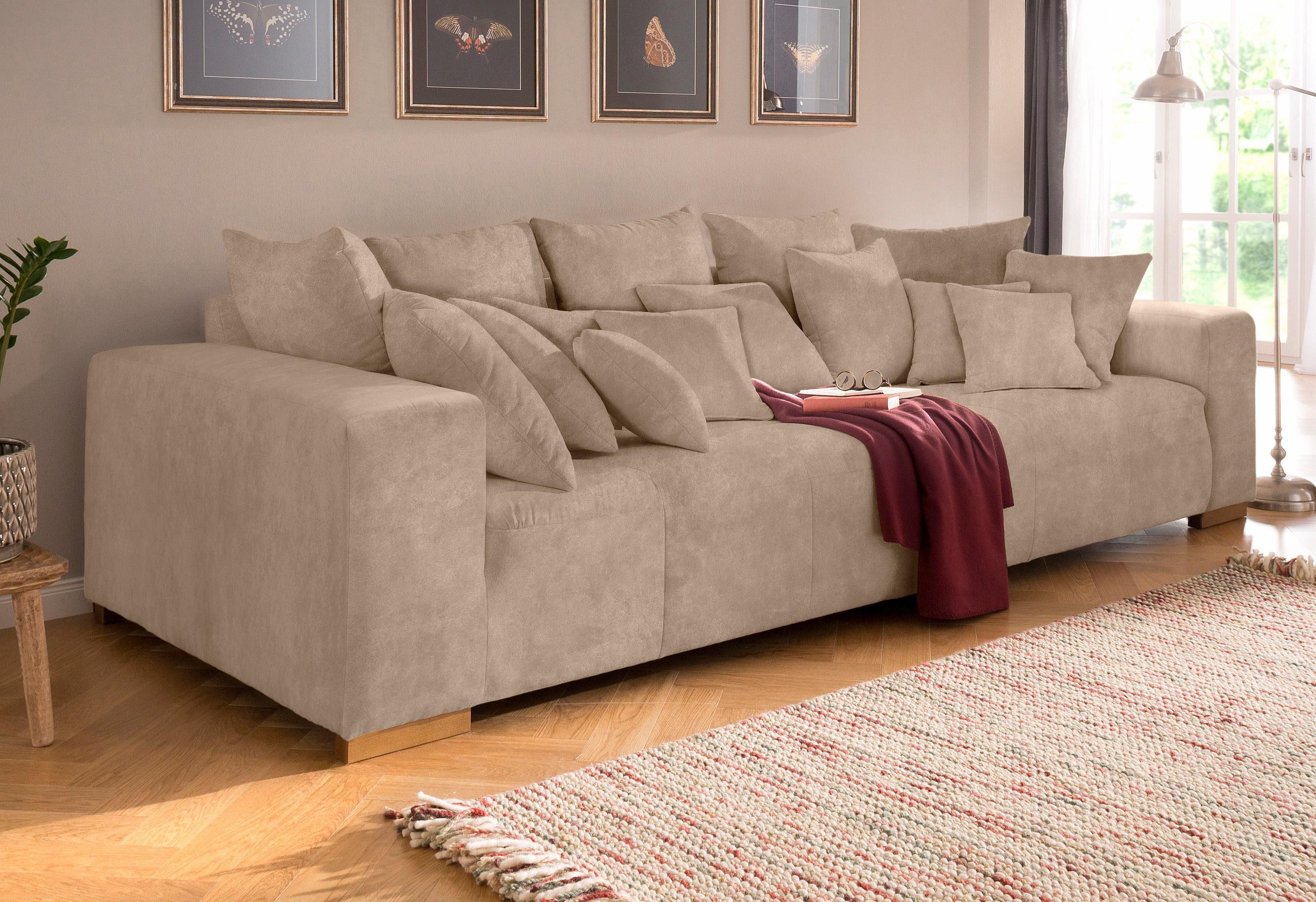 Affaire Online KissenIn 2 Home Vielen KaufenOtto Big »neapel«Mit Bezugsqualitäten Sofa Losen CWBerxdo
