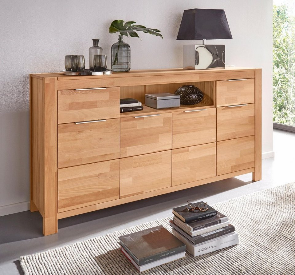 places of style sideboard nena breite 184 cm otto. Black Bedroom Furniture Sets. Home Design Ideas
