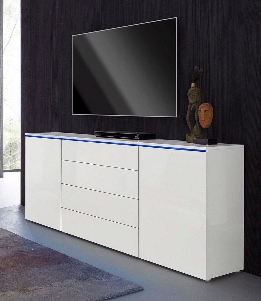 borchardt m bel sideboard breite 166 cm made in germany online kaufen otto. Black Bedroom Furniture Sets. Home Design Ideas