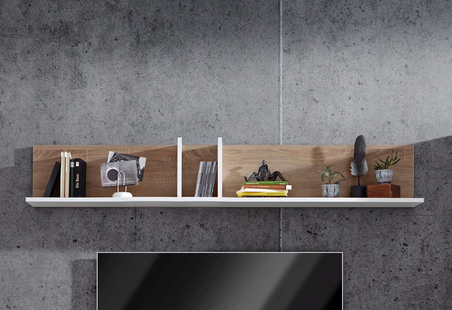 INOSIGN Wandregal »Greta«, für schöne Ablagemöglichkeiten, Breite 157 cm
