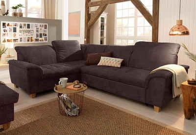 Sofa landhausstil leder  Home affaire Sofas & Couches online kaufen | OTTO