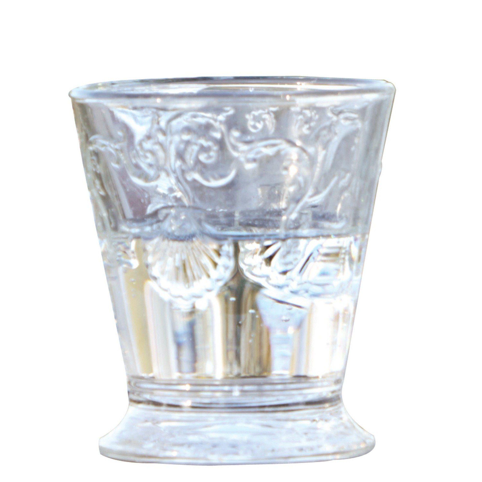Loberon Wassergläser 6er-Set »Moules eau«