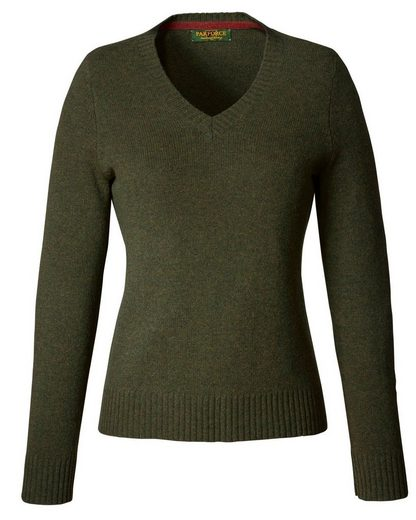 Parforce Traditional Hunting Lambswool-Pullover