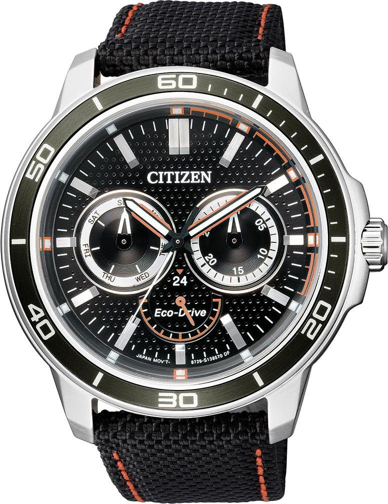 Citizen Multifunktionsuhr »BU2040-05E«