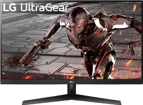 "LG 32GN600 Gaming-Monitor (80 cm/31 "", 2560 x 1440 Pixel, WQHD, 5 ms Reaktionszeit, 165 Hz, TFT mit White LED-Backlight)"